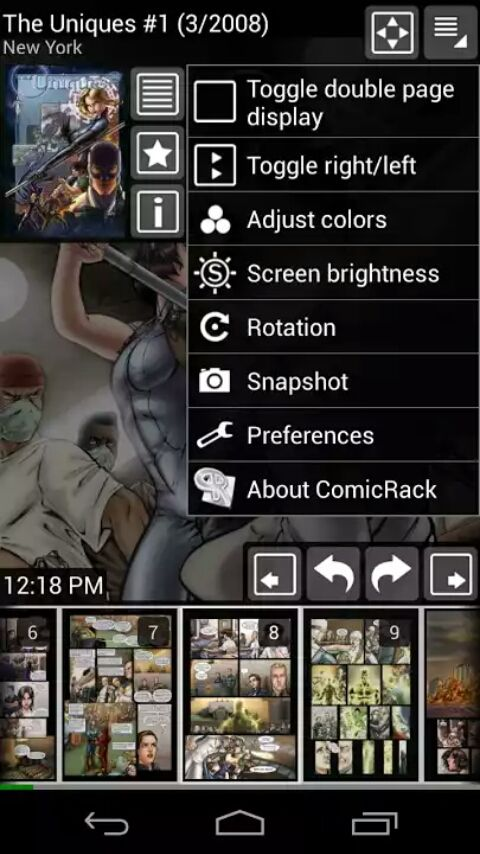 Comic Rack APK