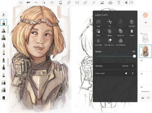 Autodesk Sketchbook Pro Apk 2021 40656