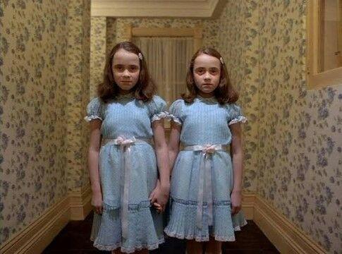 Grady Twins The Shining 1980 C94eb