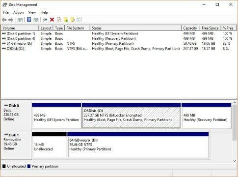 Cara Memperbaiki Harddisk Eskternal Tidak Terbaca Di Disk Management B0812