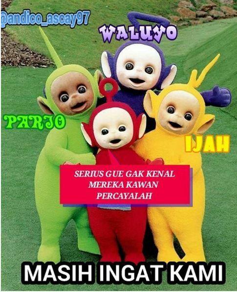 Meme Kocak Teletubbies 9