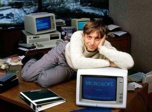 Bill Gates Muda Be1c4