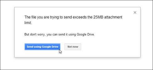 Cara Mengirimkan File Ukuran Besar Melalui Email 1
