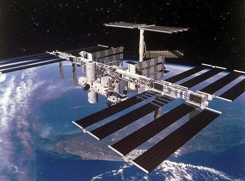 The International Space Station B02c0