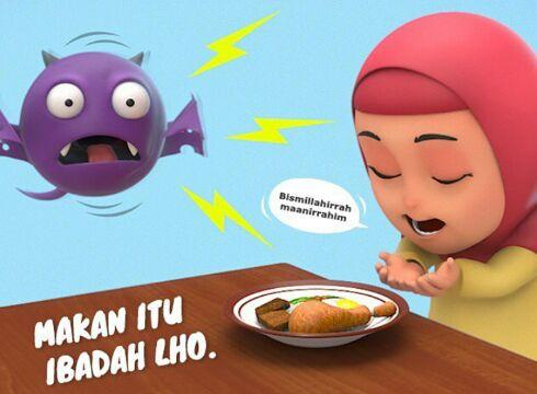 Foto Kartun Muslimah 51fac