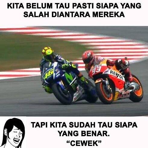 Meme Lucu Rossi Marquez 3