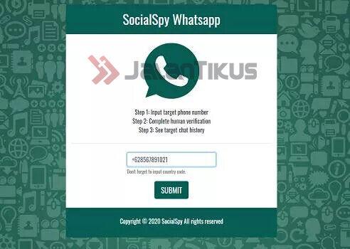 Social Spy Whatsapp Online F0970