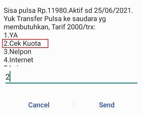 3 ab47d - 3 Cara Mudah Cek Kuota Telkomsel