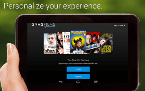 Download Snagfilm Apk