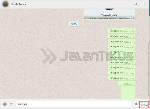 Spam Whatsapp Tanpa Aplikasi Di Pc Custom 5006b