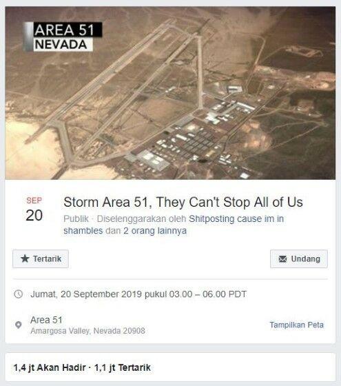 Area 51 Event 5e716