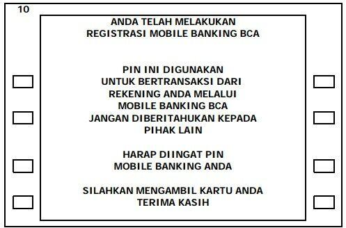 Cara Daftar M Banking Bca 10 Fb832