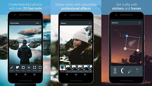 Aplikasi Edit Foto Android Terbaik 2