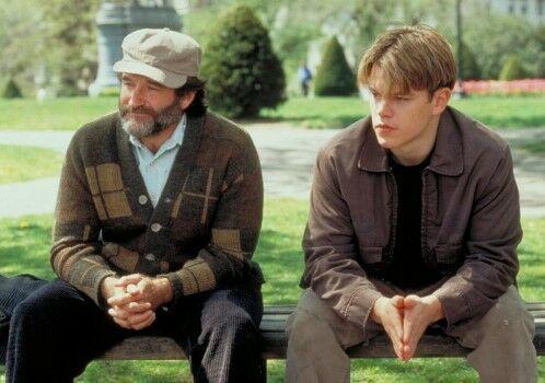 Robin Williams Matt Damon 2e63d