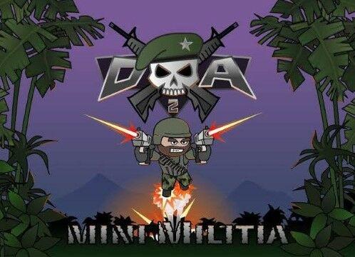 Mini Militia Mod Apk 2020 Feccc