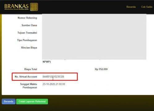 Cara Investasi Antam Online Di Brankas Lm Custom 15325