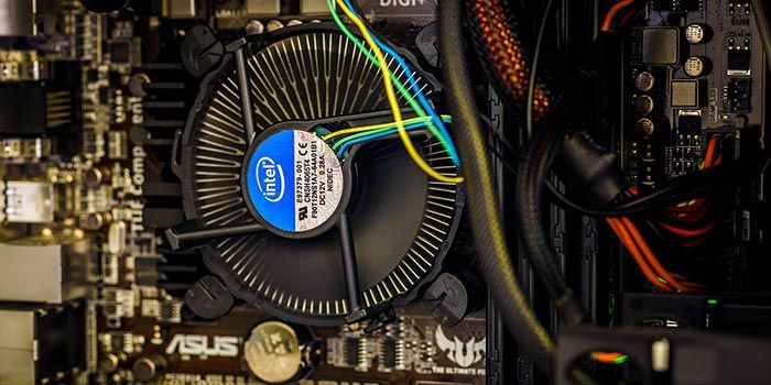 Kartu Grafis Integrated Brand Intel