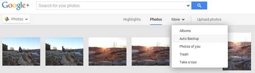 Upload Foto Otomatis Dari Android Google Plus 3