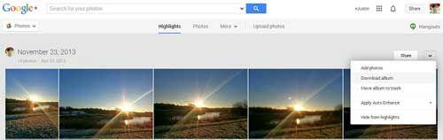 Upload Foto Otomatis Dari Android Google Plus 1