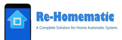 Foto Rehomematic Logo