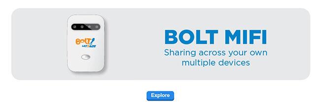 Bolt Mifi1