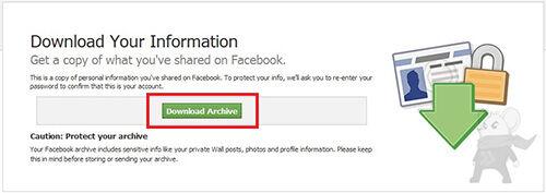 Cara Backup Dan Hapus Akun Facebook2