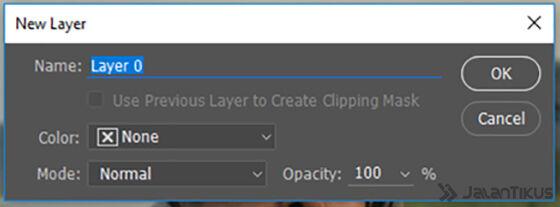 Langkah 2 - Cara Mengganti Background Foto