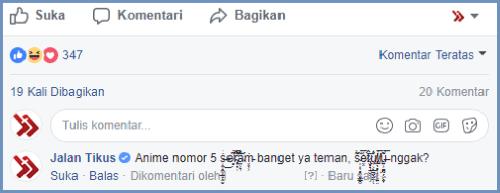 Cara Komen Error Di Facebook 1