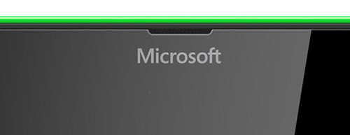 Penampakan Microsoft Lumia2