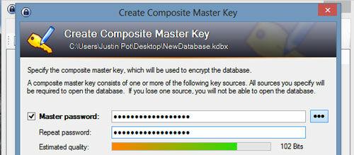 Cara Aman Simpan Password Keepass 1