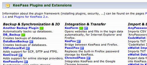 Cara Aman Simpan Password Keepass 6