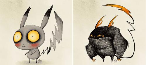 Kalau Pokemon Punya Sisi Dark 1
