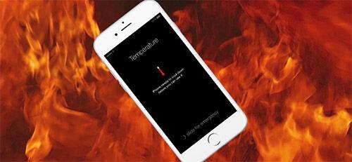 Smartphone Overheating 5