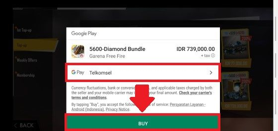 3 Cara Top Up Diamond Free Fire Murah Tanpa Repot! - JalanTikus com