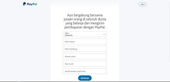 Cara Membuat Akun Paypal Tanpa Kartu Kredit Terbaru 2020 Jalantikus
