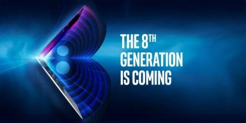 Intel Resmikan Core I Generasi 8 1
