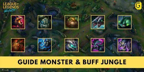 Monster Jungle Wild Rift 2b42f