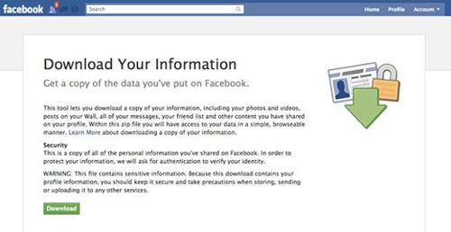 Alasan Tinggal Facebook 2