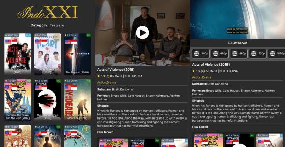 9 Aplikasi Nonton Film Bioskop Gratis 2019 (Tanpa Download