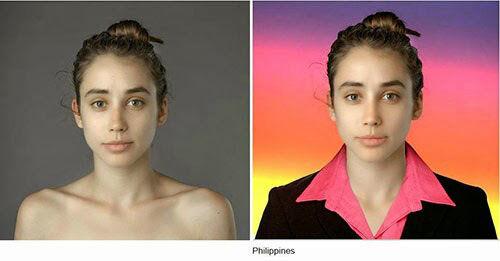 Wanita Ini Jadi Korbang Photoshop 25 Negara 18