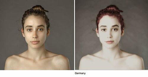 Wanita Ini Jadi Korbang Photoshop 25 Negara 2