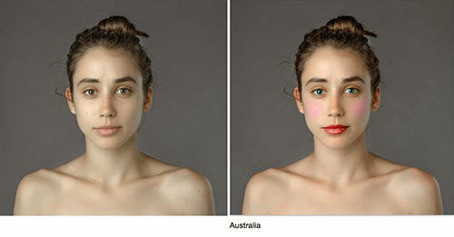 Wanita Ini Jadi Korbang Photoshop 25 Negara 4