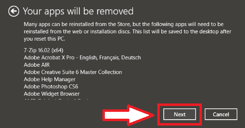 Cara Reset Windows 10 6