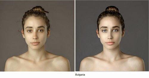 Wanita Ini Jadi Korbang Photoshop 25 Negara 21