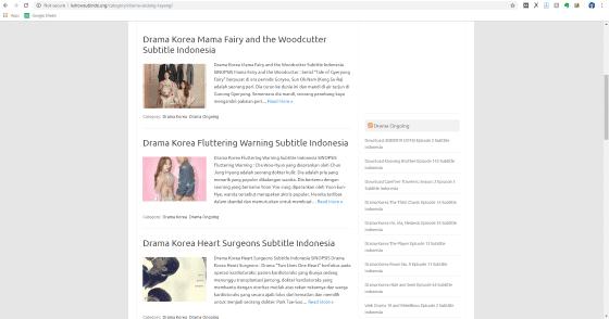 Situs Download Drama Korea (2)