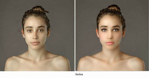 Wanita Ini Jadi Korbang Photoshop 25 Negara 11
