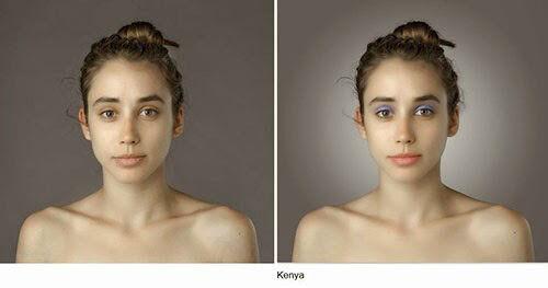 Wanita Ini Jadi Korbang Photoshop 25 Negara 14