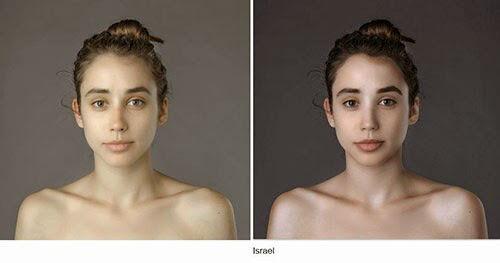 Wanita Ini Jadi Korbang Photoshop 25 Negara 16