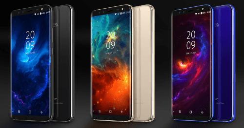 Smartphone Tiruan Samsung Note 8 1