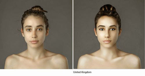 Wanita Ini Jadi Korbang Photoshop 25 Negara 8